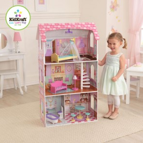 Dollhouse kidkraft penelope with furniture