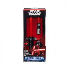 star wars kylo ren lightsaber blade builder