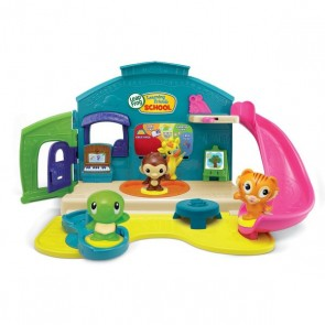 LeapFrog Play & Discover School Set