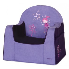 Toddler Chair Fairy Purple
