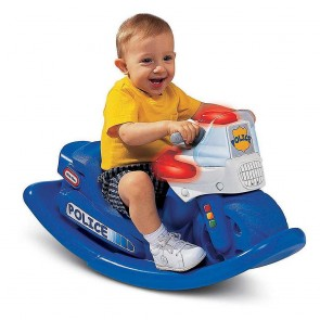 Little Tikes Police Sounds Rocker