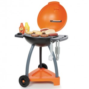 little tikes sizzle grill bbq toy