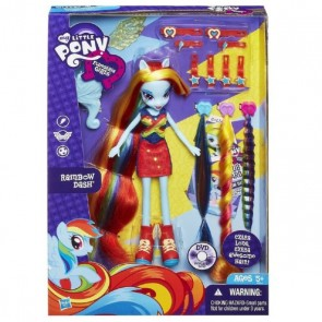 My Little Pony EG Rainbow Dash Toy
