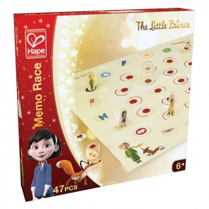 Hape Little Prince Memo Race Game