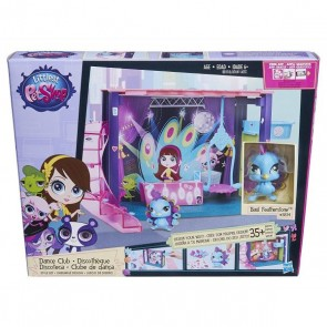 Littlest Pet Shop Scene Style Set