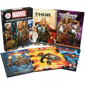 Marvel Blockbuster Book Set – By Marvel