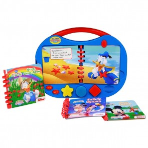 Disney Mickey Mouse book interactive