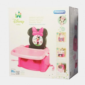 BABY BOOSTER SEAT - MINNIE MOUSE FEEDING CHAIR