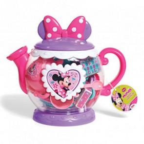 minnie mouse tea pot play set