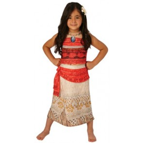 disney princess moana costume kids