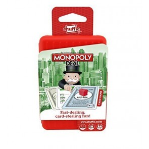 shuffle monopoly card game