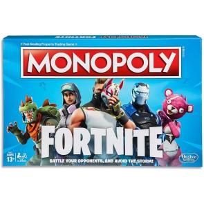 board game Monopoly Fortnite
