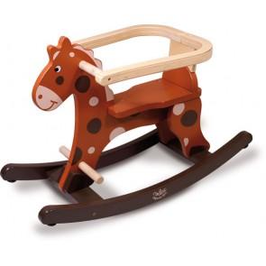 vilac rocking horse kids toy