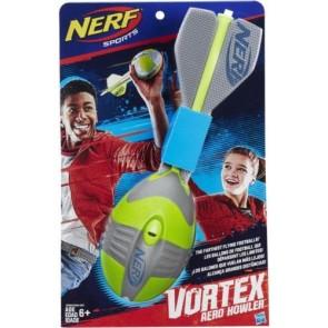 Nerf Vortex Aero Howler Football  green