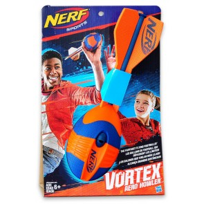 Nerf Vortex Aero Howler football