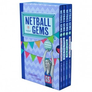Netball Gems 4 Book Set