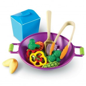 New Sprouts Stir Fry Toy Set