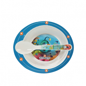 Octonauts - Bowl & Spoon Set