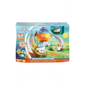 Octonauts Gup Speeders Octopod Launcher