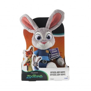 Officer Judy Hopps talking plush toy
