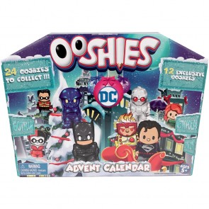 Ooshies Advent Calendar DC super Hero