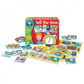 Orchard Toys - learning time clock