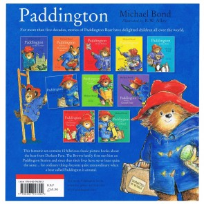 Paddington Bear Book  Michael Bond
