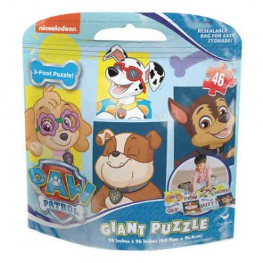 Paw Patrol Large Puzzle
