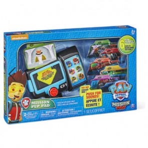 Paw Patrol mission Pad toy
