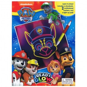 Paw Patrol drawing book