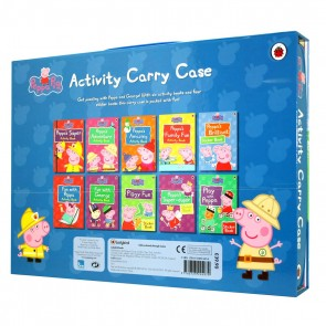 Peppa Pig Activity Carry Case