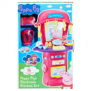 Peppa Pig Kitchen And Appliances Cooking Play set