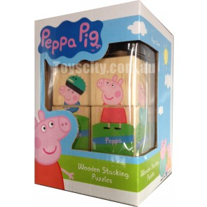 Peppa Pig Wooden blocks toy