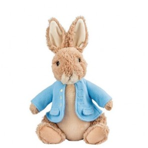 Beatrix Potter Peter Rabbit Plush Gund