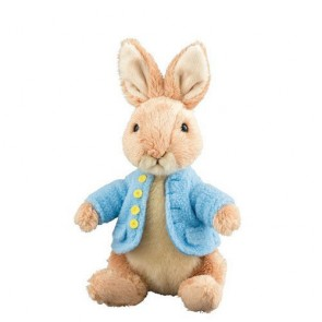 Beatrix Potter Peter Rabbit Plush small