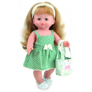 Calinette Lison Doll Petitcollin