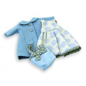 Shopping Girl Doll Clothes Petitcollin