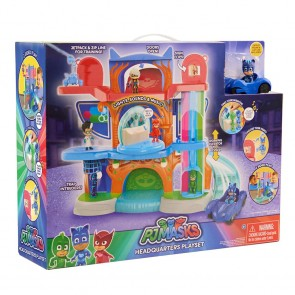 PJ Masks Headquarters Play set Toy