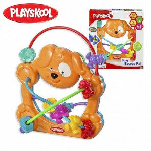 playskool baby learning beads toy