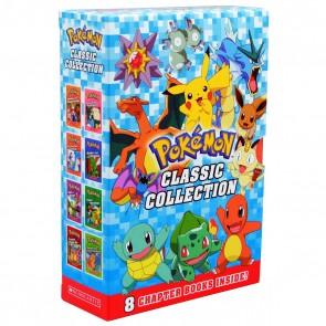 pokemon classic story book set