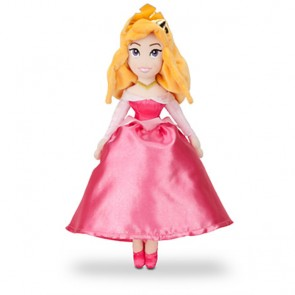 princess aurora plush doll