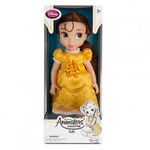DISNEY PRINCESS BELLE DOLL ANIMATORS COLLECTION