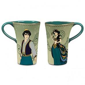 aladdin jasmine mug