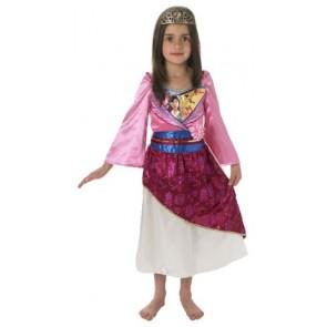 mulan costume tiara kids