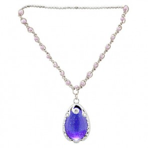 Princess Sofia the first Amulet Necklace Glowing
