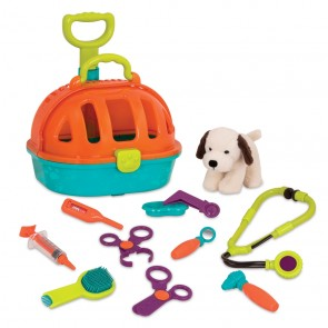 Pup and Go Dog Pet Carrier Toy