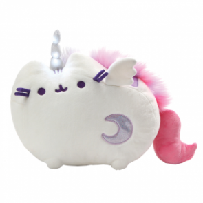 Pusheen Interactive Super Pusheenicorn Plush by GUND