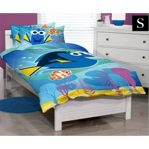 disney Finding Dory Single Bed Quilt Cover Set