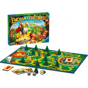 Ravensburger Enchanted Forest Strategy Game