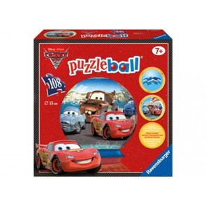 Ravensburger Disney Cars PuzzleBall 108pc